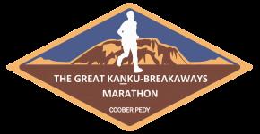 The Great Kanku-Breakaways Marathon & Fun Run logo