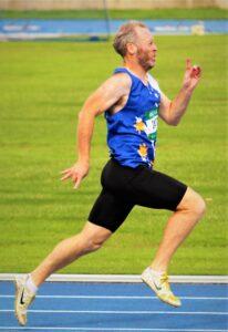 Ernie Leseberg 2020 NSW State 200m