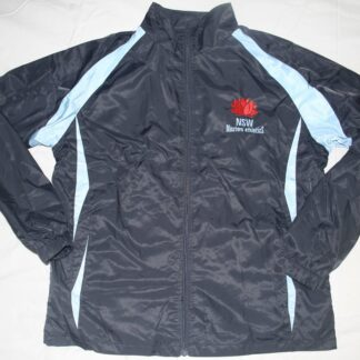 NSWMA Track Jacket front image