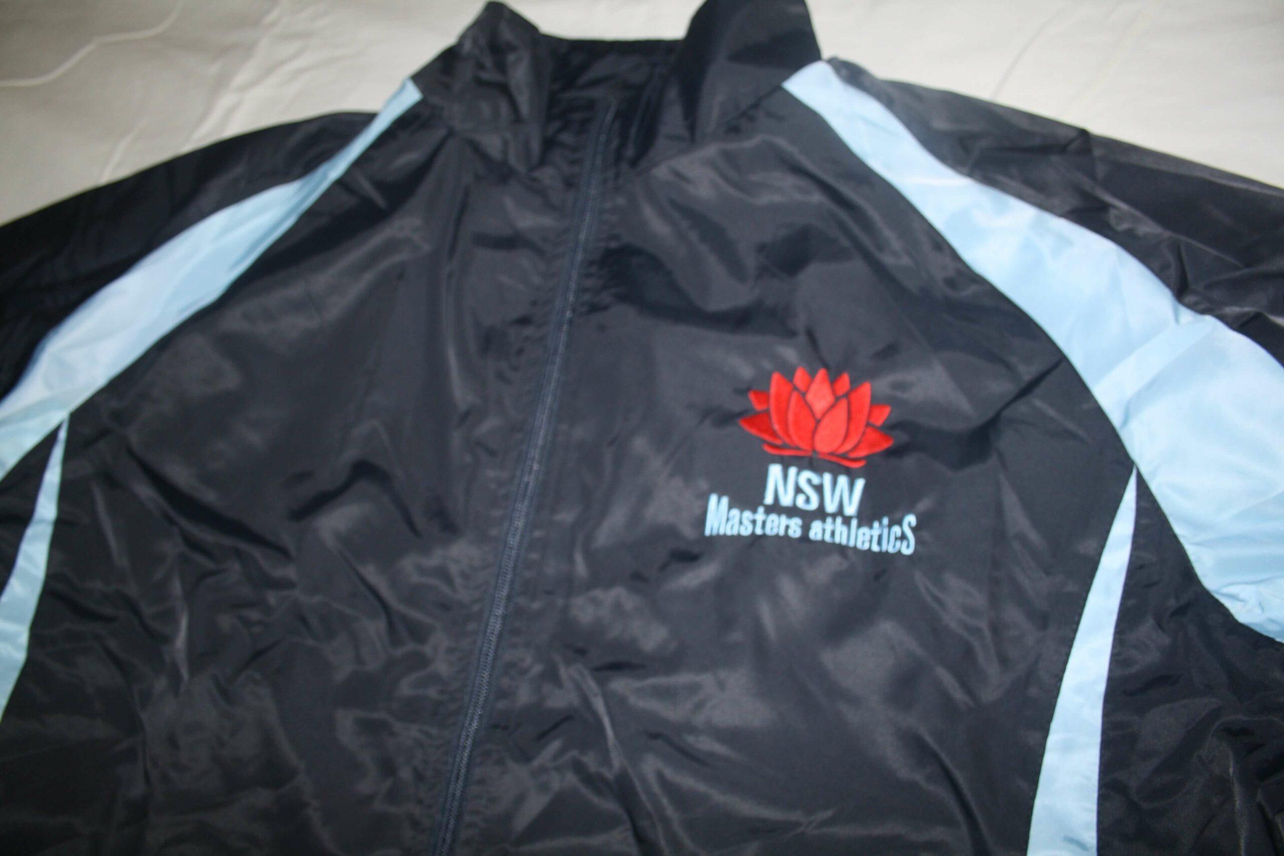 NSWMA Track Jacket logo image