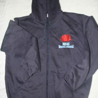 NSWMA Zip Hoodie image